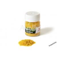 Ворсовая пудра желтая, 10 гр