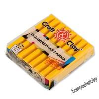 """""""Craft&Clay"""" полимерная глина желтый"""