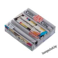 """""""Craft&Clay"""" полимерная глина жемчужно-серый"""