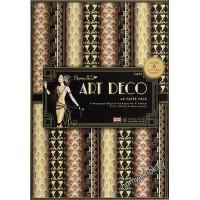 Набор бумаги для скрапбукинга Art Deco А4