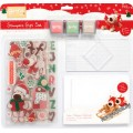 Набор для скрапбукинга подарочный Boofle Christmas