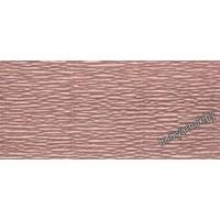 Бумага гофрированная простая 17E/1 серо-розовый, 180гр, 2,5м