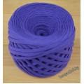 Трикотажная пряжа, цвет Темно-фиолетовый