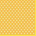 Горох на желтом фоне