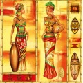 Африкансие женщины