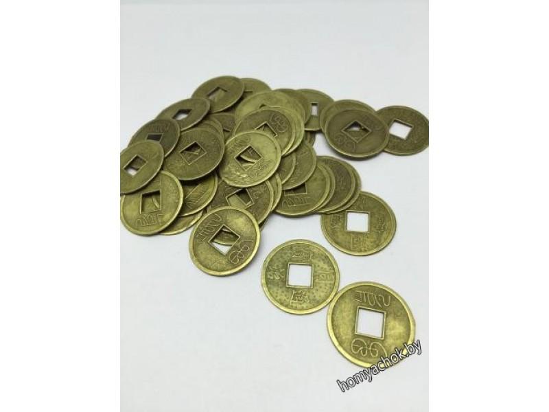 Декоративные монетки для рукоделия