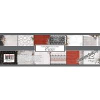 Набор бумаги для скрапбукинга 30,5х30,5 см 190 гр/м, односторон Элегия, 12 листов