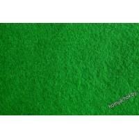 Фетр клеевой 20*30 см 1 мм 100% полиэстер темно-зеленый